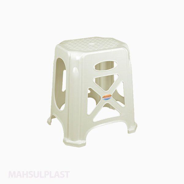 چهارپایه بلند مدل ۱۰۱۷ ناصر پلاستیک