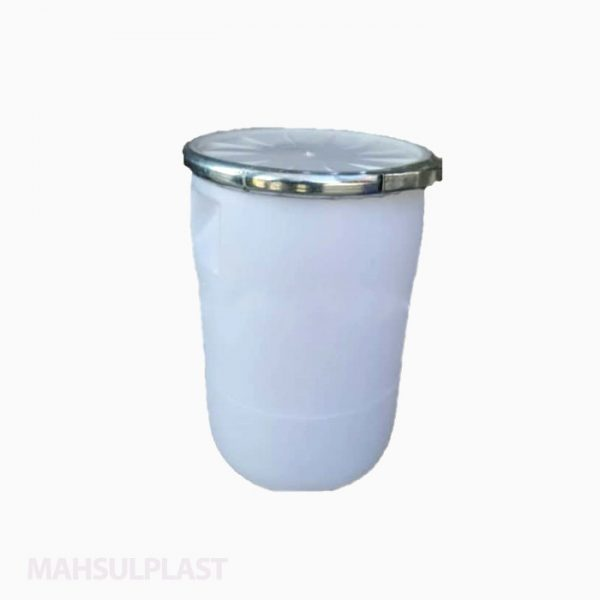 بشکه ۴۰ لیتری دهانه گشاد