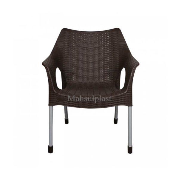 صندلی حصیری - محصول پلاست