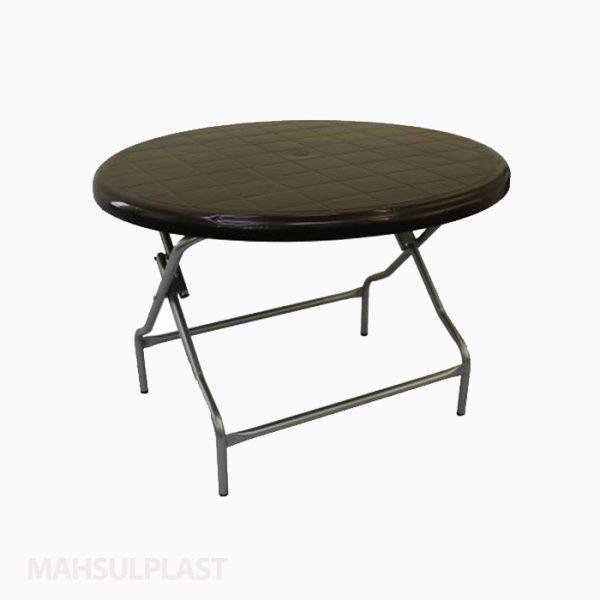میز پلاستیکی تاشو صبا کد 215