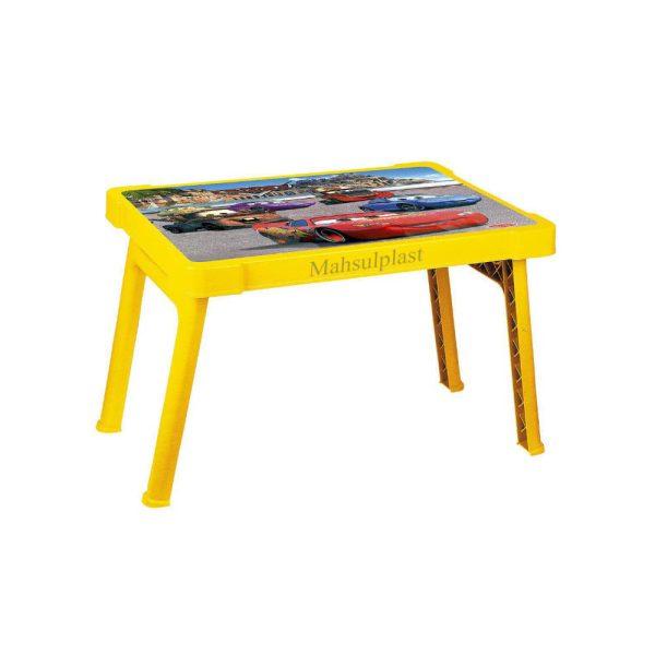 میز کودک - محصول پلاست