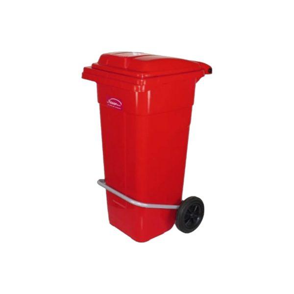 سطل پدال دار - محصول پلاست