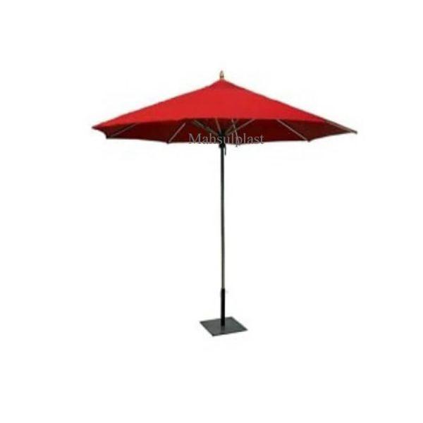 چتر پایه فلزی - محصول پلاست