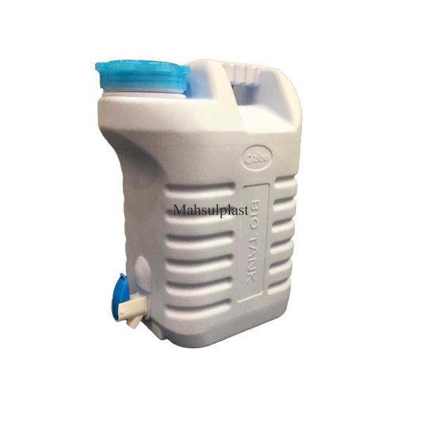 گالن 10 لیتری بیو تانک - محصول پلاست