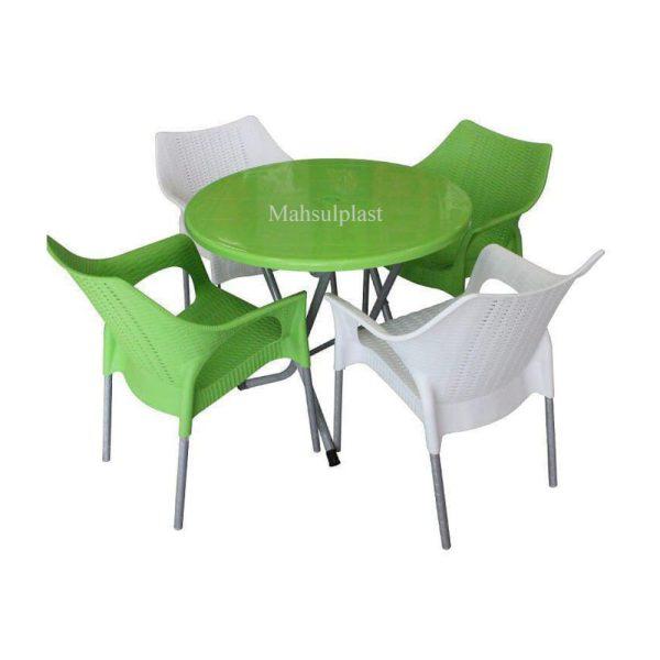 صندلی پلاستیکی ناصر - محصول پلاست